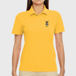 Spartan Mom Performance Polo