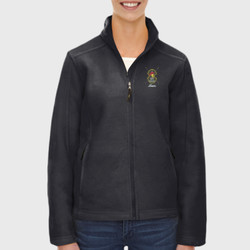 Spartan Mom Fleece Jacket
