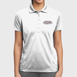 Spartan Ladies Dri-Mesh Polo