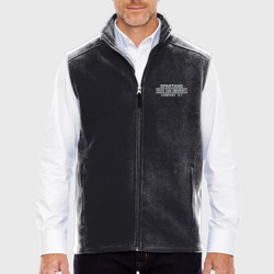 Spartan Fleece Vest