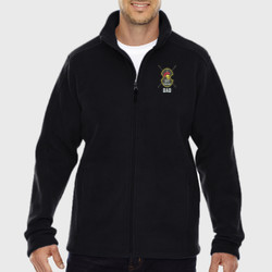 Spartan Dad Fleece Jacket